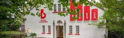 Burton Museum Development Consultant
