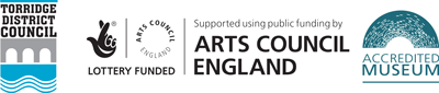 torridge district council, arts council england and accredited museum