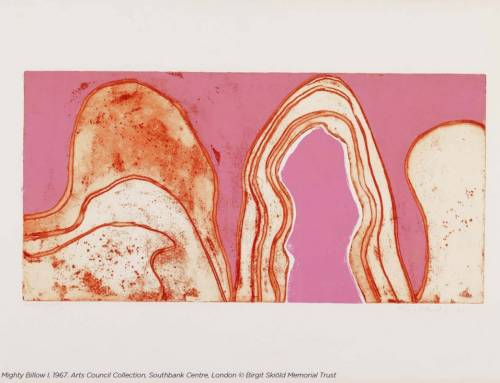 The Printed Line – An Arts Council Collection Touring Exhibition