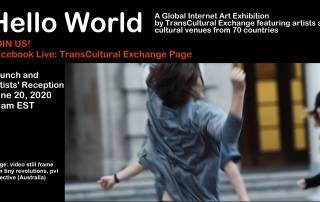 Hello World - TransCultural Exchange
