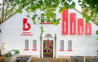 Exterior of Burton At Bideford