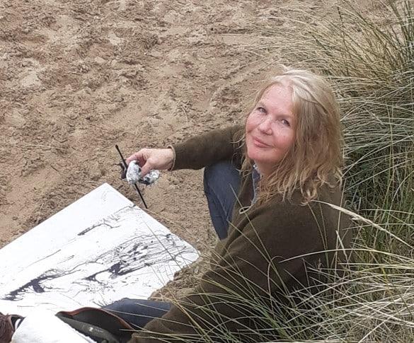 Frances Gynn - Artist Commission