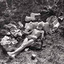 photo of John Bennett, Traveller