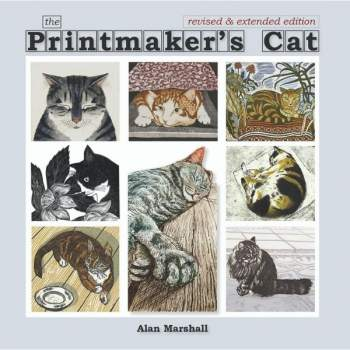 cover of the Printmakers cat book