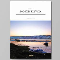cover of The Beauty of North Devon book