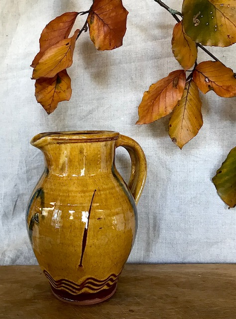 Clive Bowen - Medium yellow jug