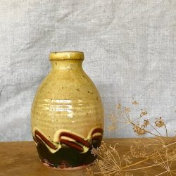 Clive Bowen - Small yellow vase