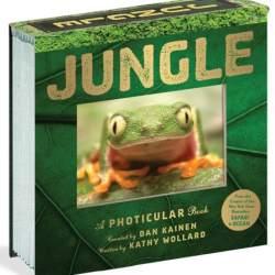Photicular Book - Jungle