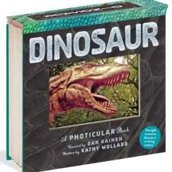 Photicular Book - Dinosaur