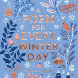 Poem for every winter day - book