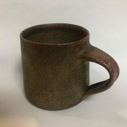 Popalini & Jezando - wood-fired unglazed mug
