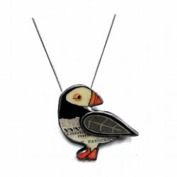 Puffin necklace - ellymental