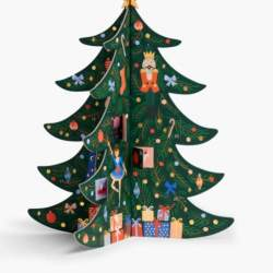 Rifle Paper - Christmas Tree - Advent