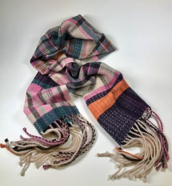 Teresa Dunne - Phoebe's Point scarf