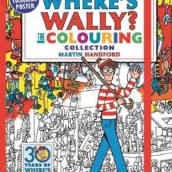 Where's Wally - Colouring Collection