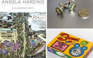 Top 10 Christmas gifts for art lovers